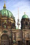 Berlin Cathedral (Berliner Dom), Berlin, Germany Stock Image