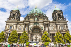 Berlin Cathedral Berliner Dom in Berlin, Germany Stock Images