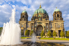 Berlin Cathedral Berliner Dom in Berlin, Germany Royalty Free Stock Photography