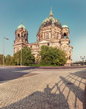 Berlin Cathedral, or Berliner Dom Stock Photos