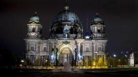Berlin Cathedral Berliner Dom - famous landmark of Berlin Stock Images