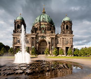 Berlin Cathedral or Berliner Dom Royalty Free Stock Photography