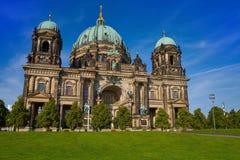 Berlin Cathedral Berliner Dom Germany. Berlin Cathedral Berliner Dom in Germany Royalty Free Stock Image