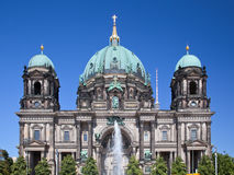 Berlin Cathedral. Berliner Dom, Germany Stock Image