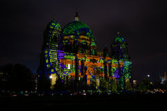 Berlin Cathedral (Berliner Dom) Stock Photography