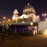 Berlin Cathedral, or Berliner Dom Royalty Free Stock Photography