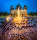 Berlin Cathedral, Berliner Dom Stock Photography