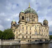 Berlin Cathedral or Berliner Dom Royalty Free Stock Photos