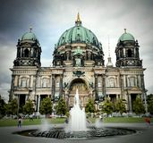 Berlin Cathedral (Berliner Dome) Royalty Free Stock Photography