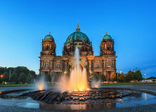 Berlin Cathedral - Berlino - la Germania Fotografia Stock Libera da Diritti