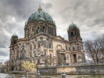 Berlin Cathedral (Bewohner von Berlin Dom), Berlin, Deutschland Lizenzfreie Stockfotos