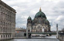 Berlin Cathedral (Bewohner von Berlin Dom), Berlin, Deutschland Lizenzfreies Stockfoto