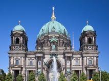 Berlin Cathedral. Bewohner von Berlin Dom, Deutschland Stockbild