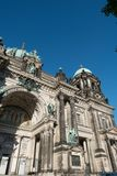 The Berlin Cathedral is called Berliner Dom. Royalty Free Stock Images