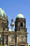 Berlin Cathedral Church Royalty Free Stock Photos