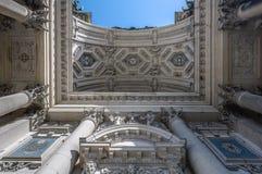Berlin Cathedral-detail royalty-vrije stock afbeeldingen