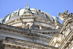 Berlin Cathedral Detail Stock Image