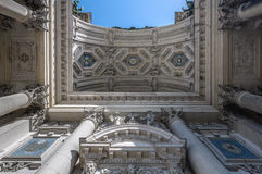 Berlin Cathedral detail Royalty Free Stock Images
