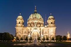 Berlin Cathedral (Deutscher: Bewohner von Berlin Dom) ist eine Kirche in Berlin, G stockfotos