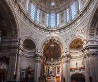 Berlin Cathedral Dome Fotografie Stock Libere da Diritti