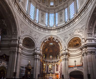 Berlin Cathedral Dome Royalty Free Stock Photos