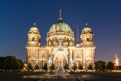 Berlin Cathedral (German: Berliner Dom) is a church in Berlin, G Stock Photos