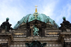 Berlin Cathedral, Germany Stock Photos
