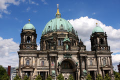 Berlin Cathedral, Germany Stock Image