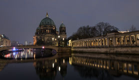 Berlin Cathedral Germany Royalty Free Stock Image