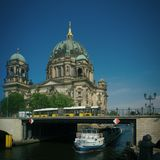 Berlin Cathedral, Berlin, Germany stock image