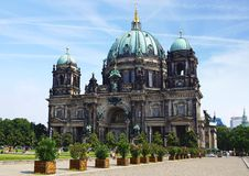 Berlin Cathedral. Germany Stock Image