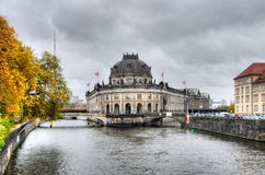 Berlin Cathedral - Germany Royalty Free Stock Photos