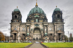 Berlin Cathedral - Germany Royalty Free Stock Images