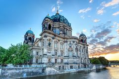 Berlin Cathedral - Germany Stock Image