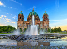 Berlin Cathedral, Germany Royalty Free Stock Photo