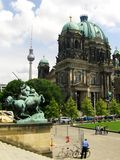 Berlin Cathedral, held by the Protestant congregation Stock Photo