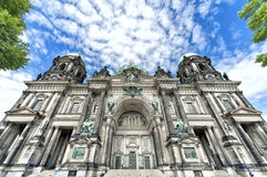 Berlin Cathedral. Image of the Berlin Cathedral Stock Photography