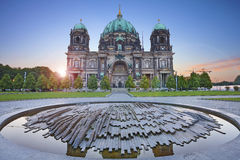 Berlin Cathedral. Royalty Free Stock Images