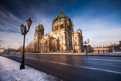 Berlin Cathedral Stock Image