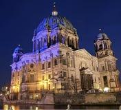 Berlin Cathedral (les DOM de Berlinois), Berlin, Allemagne Image stock