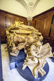 Berlin Cathedral Pulpit Stockbilder
