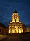berlin cathedrale francuzi German Fotografia Royalty Free