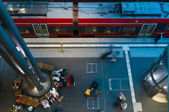 Berlin Central Railway Station Royalty Free Stock Images