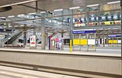 Berlin Central Station (Hauptbanhof) Royalty Free Stock Photo