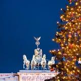 Berlin Christmas imagen de archivo libre de regalías