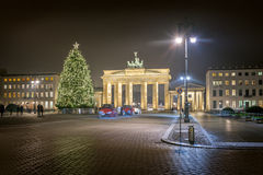 Berlin before Christmas Stock Photo