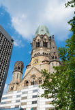 Berlin church Stock Photos