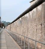 Berlin ściana resztki Fotografia Stock