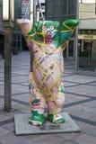 Berlin City Bear statue Royalty Free Stock Photos