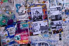 Berlin City com indicação política Fotos de Stock